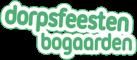 Dorpsfeesten Bogaarden Logo